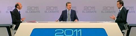 Un cara a cara Rubalcaba-Rajoy previsible
