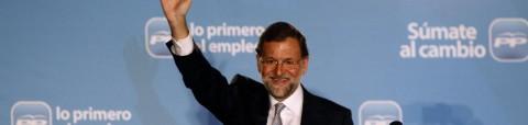 Rajoy ya tiene su mayoría