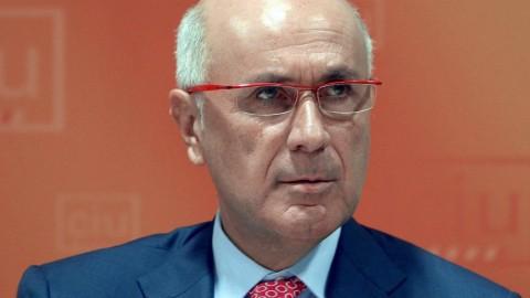 El candidato Duran i Lleida