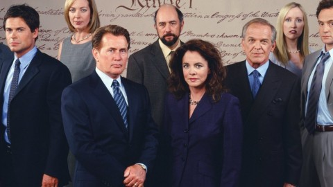 The West Wing continua en Twitter
